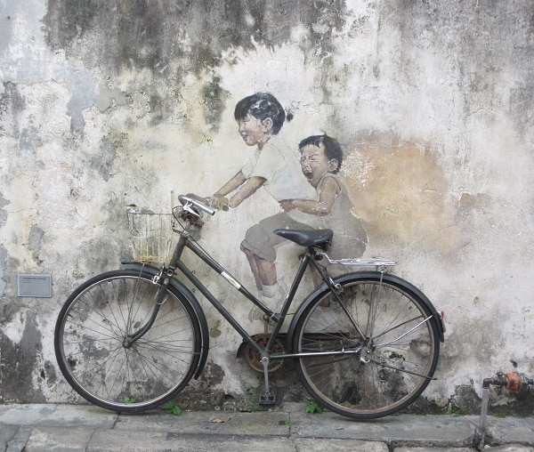 Discovering George Town Through Street Art