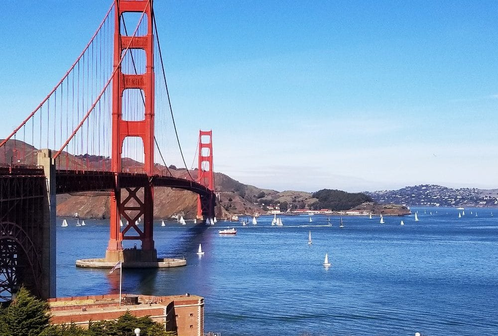 San Francisco in 2.5 Days