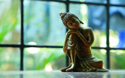 Finding Peace in Buddha's Tooth